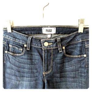 Paige Kylie Crop jeans 27 x 26